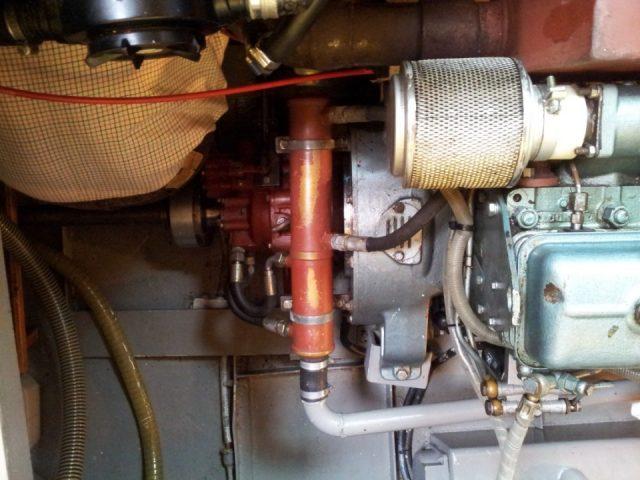 moteur Daf 575